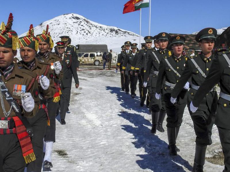सीमा विवादमा भारतलाई चीनले सिकायो सबक,भारतीय सेना चीनको नियन्त्रणमा